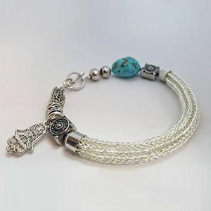 Viking Knit Bracelet Class
