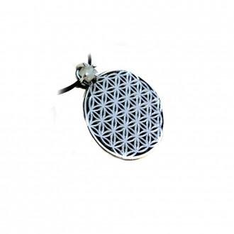 Flower of Life Pendant Antique