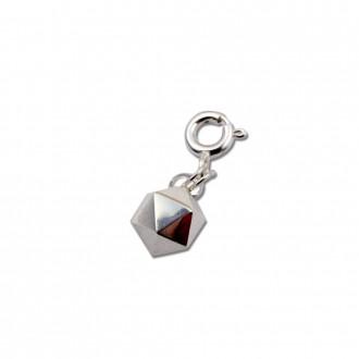 Icosahedron-charm