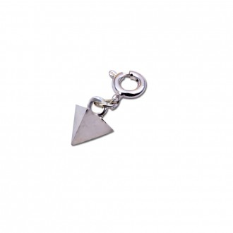 Tetrahedron Charm Platonic Solids