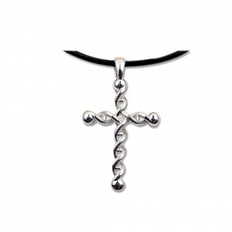 Cross--Sterling-Silver