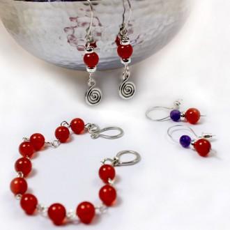Wire Working Jewelry Class