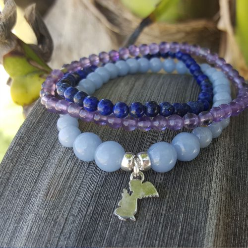 Angel blessings bracelet
